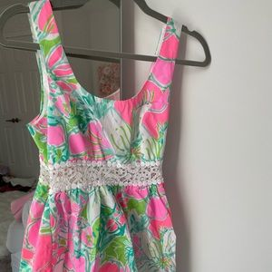 Lilly Pulitzer Dress Fit & Flare Dress size 0